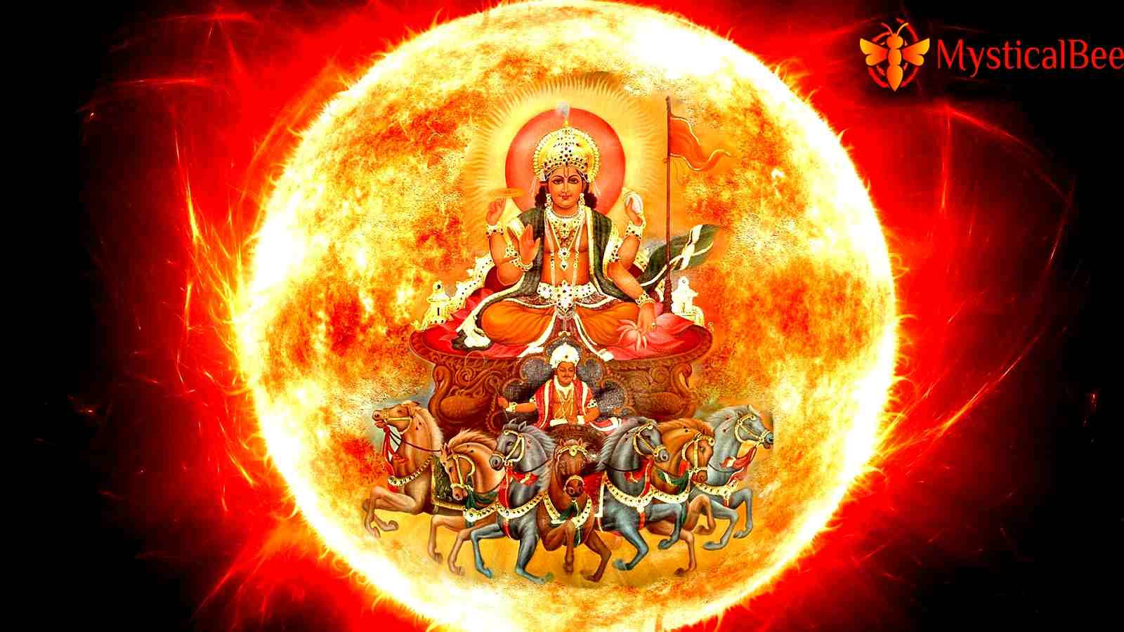 Surya Beej Mantra: Power, Benefits and Procedure – Mystical Bee